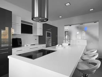 La cuisine quip e for Installation cuisine equipee prix